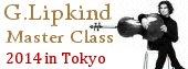 Lipkind Master Class in Tokyo