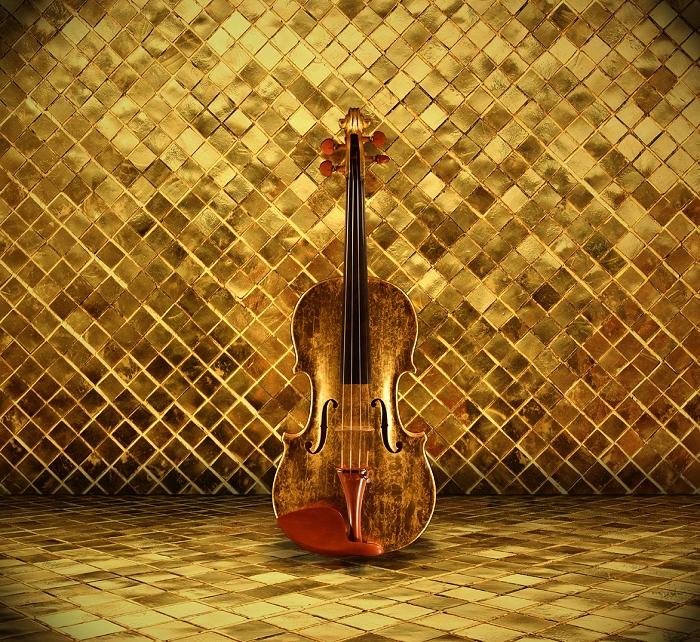 ゴールドバイオリン