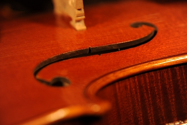 We know The Mechanism of Stradivari