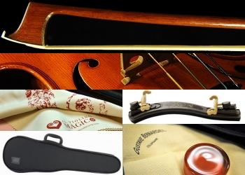 サントスピリト バイオリン