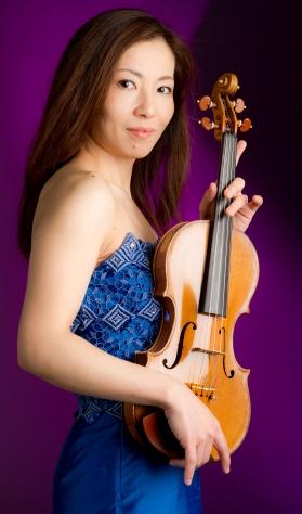 Violinist 田中晶子